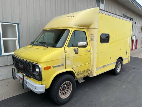 1994 GMC Vandura for sale at ALOTTA AUTO in Rexburg ID