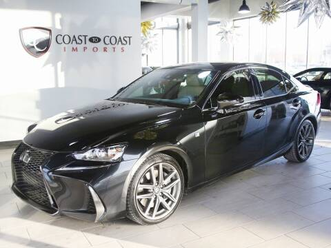 2018 Lexus IS 300 for sale at Coast to Coast Imports in Fishers IN
