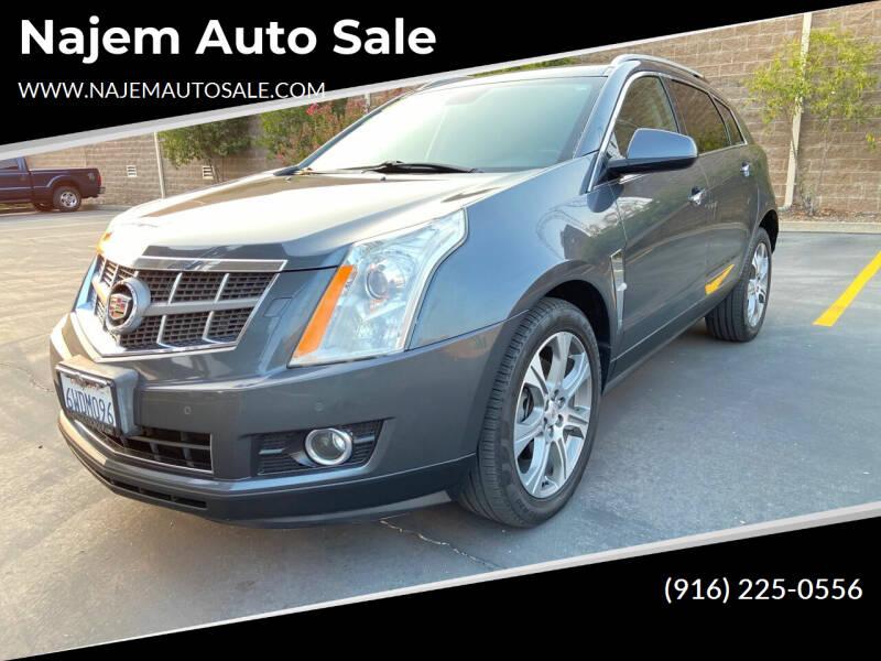 2012 Cadillac SRX for sale at Najem Auto Sale in Sacramento CA