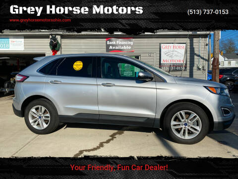 2016 Ford Edge for sale at Grey Horse Motors in Hamilton OH