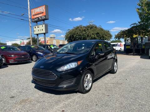 2017 Ford Fiesta for sale at Autohaus of Greensboro in Greensboro NC