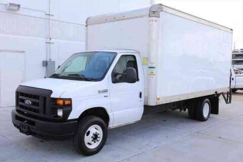2016 Ford E-Series Chassis for sale at Shamrock Group LLC #1 in Pleasant Grove UT