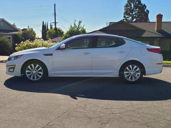 2015 Kia Optima for sale at CAR CITY SALES in La Crescenta CA
