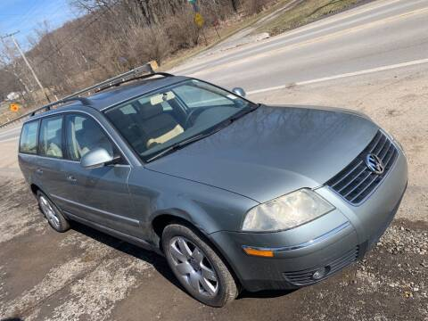 2005 Volkswagen Passat for sale at Trocci's Auto Sales in West Pittsburg PA