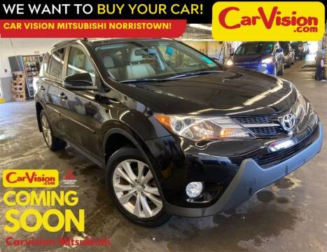 2013 Toyota RAV4 for sale at Car Vision Mitsubishi Norristown in Norristown PA