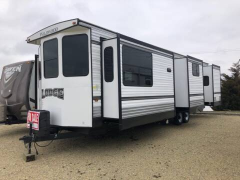 2015 Forest River Wildwood for sale at Kill RV Service LLC in Celina OH