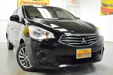 2018 Mitsubishi Mirage G4 for sale at Performance car sales in Joliet IL