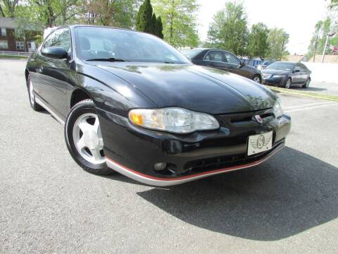 2004 Chevrolet Monte Carlo for sale at K & S Motors Corp in Linden NJ