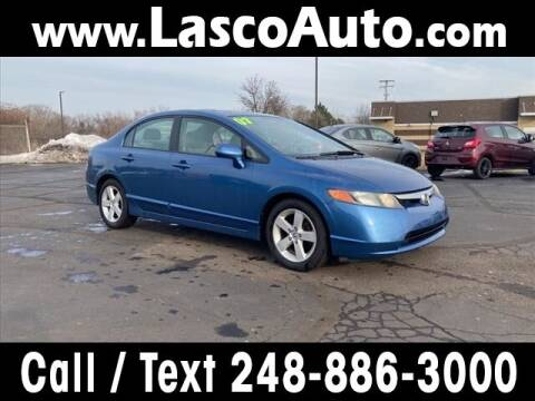 2007 Honda Civic for sale at Lasco of Waterford in Waterford MI