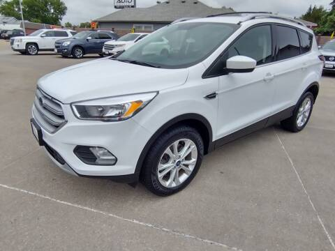 2018 Ford Escape for sale at Triangle Auto Sales in Omaha NE
