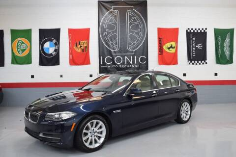 2014 BMW 5 Series for sale at Iconic Auto Exchange in Concord NC