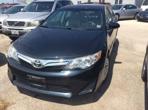 2012 Toyota Camry for sale at Carz R Us 1 Heyworth IL in Heyworth IL