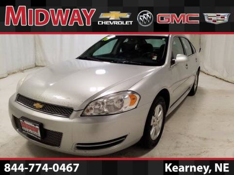 2013 Chevrolet Impala for sale at Heath Phillips in Kearney NE