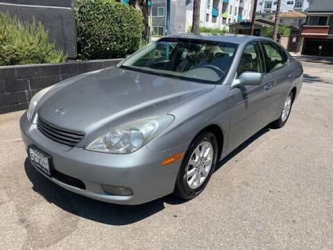 2003 Lexus ES 300 for sale at FJ Auto Sales North Hollywood in North Hollywood CA