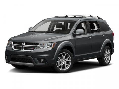 2016 Dodge Journey for sale at Wally Armour Chrysler Dodge Jeep Ram in Alliance OH