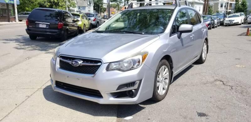 2015 Subaru Impreza for sale at Motor City in Boston MA
