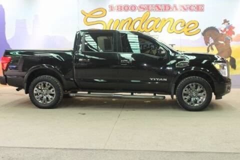 2017 Nissan Titan for sale at Sundance Chevrolet in Grand Ledge MI