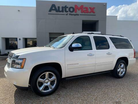 2014 Chevrolet Suburban for sale at AutoMax of Memphis - Ralph Hawkins in Memphis TN