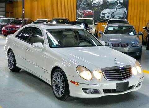 2007 Mercedes-Benz E-Class for sale at Auto Imports in Houston TX