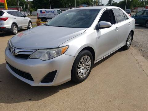 2014 Toyota Camry for sale at Nile Auto in Fort Worth TX