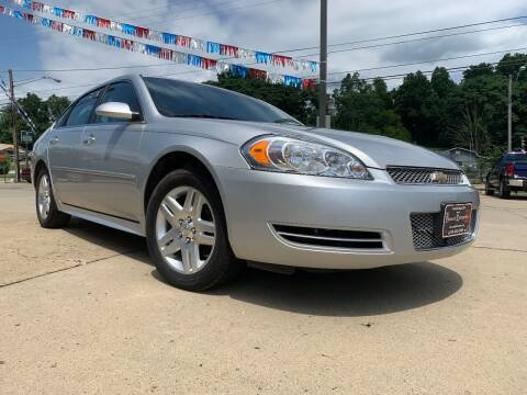 2015 Chevrolet Impala Limited for sale at Ankrom Auto in Cambridge OH