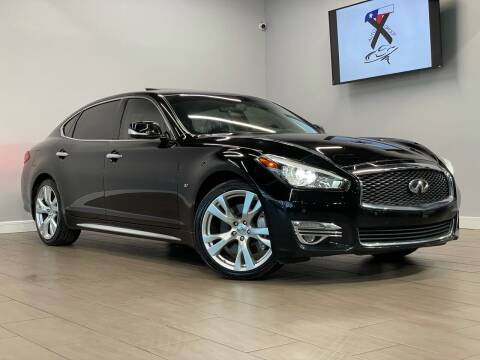 2015 Infiniti Q70L for sale at TX Auto Group in Houston TX
