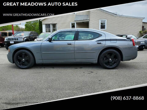 2006 Dodge Charger for sale at GREAT MEADOWS AUTO SALES in Great Meadows NJ