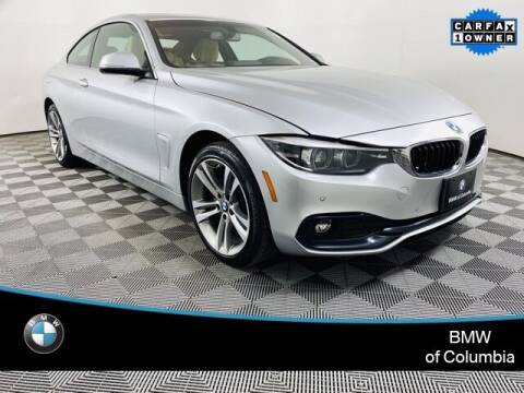 2018 BMW 4 Series for sale at Preowned of Columbia in Columbia MO