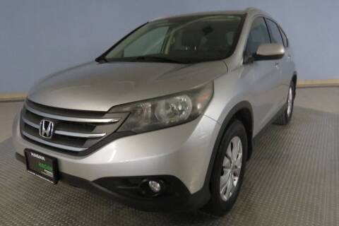2012 Honda CR-V for sale at Hagan Automotive in Chatham IL