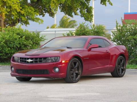 2010 Chevrolet Camaro for sale at DK Auto Sales in Hollywood FL
