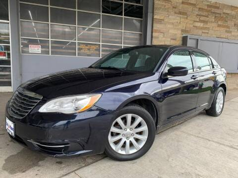 2012 Chrysler 200 for sale at Car Planet Inc. in Milwaukee WI