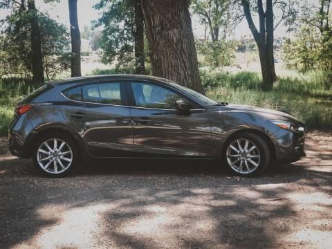 2017 Mazda MAZDA3 for sale at Northwest Premier Auto Sales in West Richland And Kennewick WA