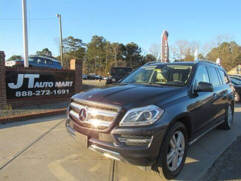 2013 Mercedes-Benz GL-Class for sale at J T Auto Group in Sanford NC