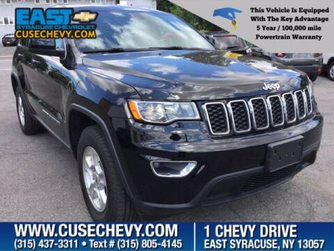 2017 Jeep Grand Cherokee for sale at East Syracuse Performance Sales & Service in Syracuse NY