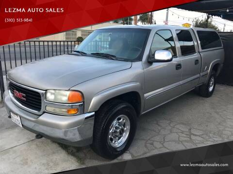 2002 GMC Sierra 1500HD for sale at Auto Emporium in Wilmington CA