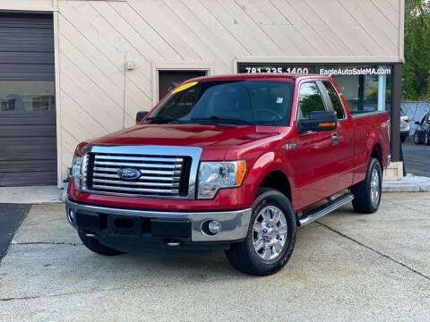 2011 Ford F-150 for sale at Eagle Auto Sales LLC in Holbrook MA