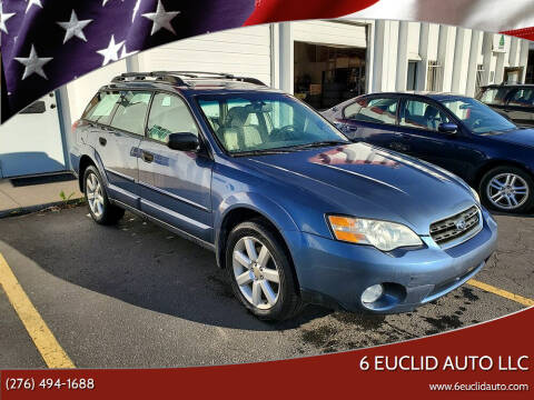 2006 Subaru Outback for sale at 6 Euclid Auto LLC in Bristol VA
