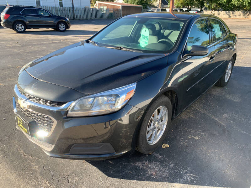 2014 Chevrolet Malibu for sale at PAPERLAND MOTORS - Fresh Inventory in Green Bay WI