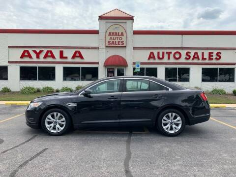 2010 Ford Taurus for sale at Ayala Auto Sales in Aurora IL