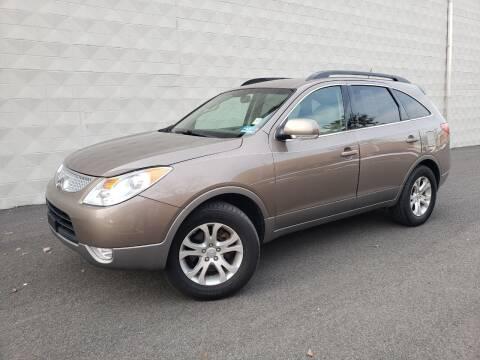 2011 Hyundai Veracruz for sale at Positive Auto Sales, LLC in Hasbrouck Heights NJ