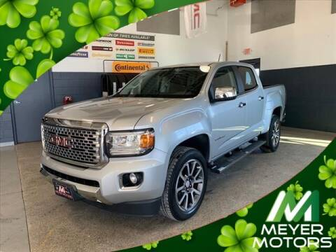 2017 GMC Canyon for sale at Meyer Motors in Plymouth WI