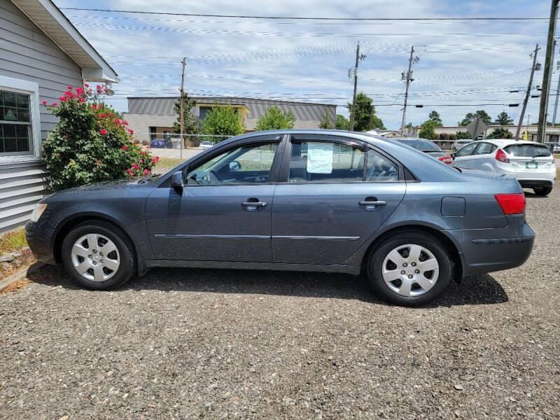 2009 Hyundai Sonata for sale at Dick Smith Auto Sales in Augusta GA
