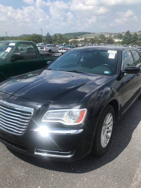 2012 Chrysler 300 for sale at PREOWNED CAR STORE in Bunker Hill WV