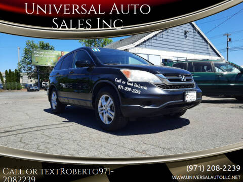 2011 Honda CR-V for sale at Universal Auto Sales Inc in Salem OR