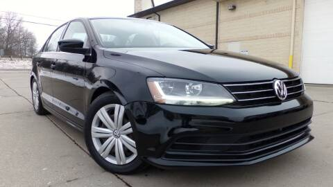 2017 Volkswagen Jetta for sale at Prudential Auto Leasing in Hudson OH