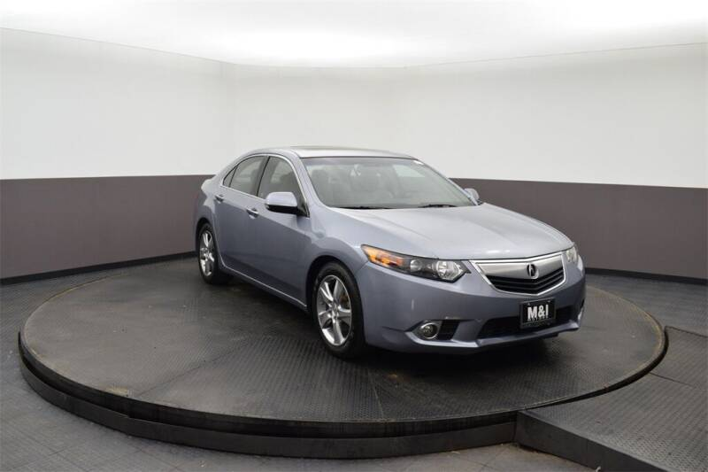 2011 Acura TSX for sale at M & I Imports in Highland Park IL
