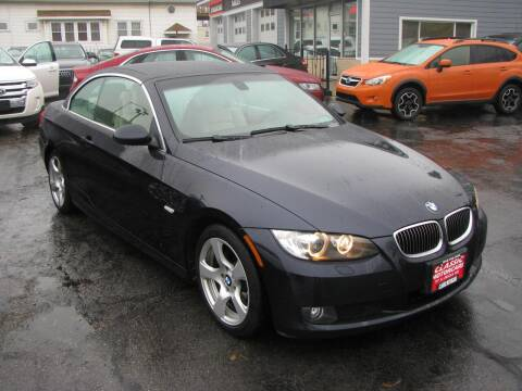 2009 BMW 3 Series for sale at CLASSIC MOTOR CARS in West Allis WI