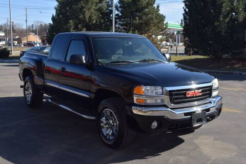 2004 GMC Sierra 1500 for sale at NEW 2 YOU AUTO SALES LLC in Waukesha WI