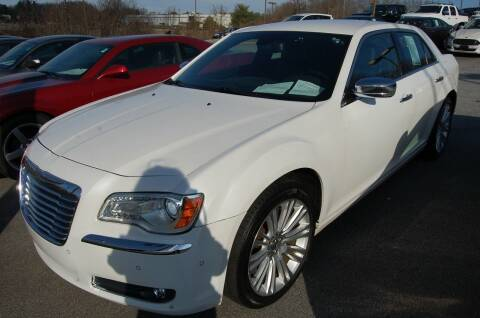 2011 Chrysler 300 for sale at Modern Motors - Thomasville INC in Thomasville NC