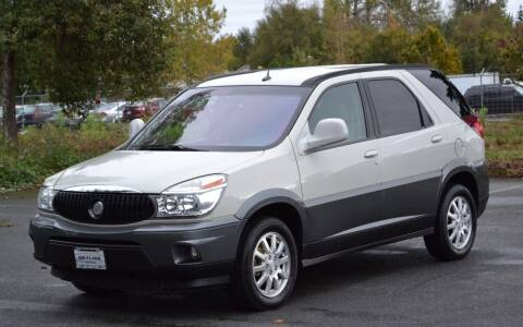 2005 Buick Rendezvous for sale at Skyline Motors Auto Sales in Tacoma WA